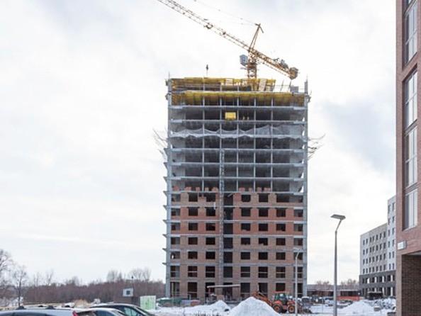 Фото Жилой комплекс ЕВРОПЕЙСКИЙ БЕРЕГ, дом 24, Ход строительства декабрь 2018