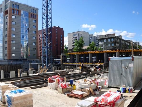 Фото Жилой комплекс ГУДИМОВ, Ход строительства июнь 2019