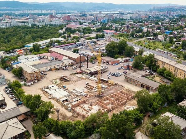 Фото Жилой комплекс СЭЛФОРТ, 2 оч, Ход строительства 25 июня 2018