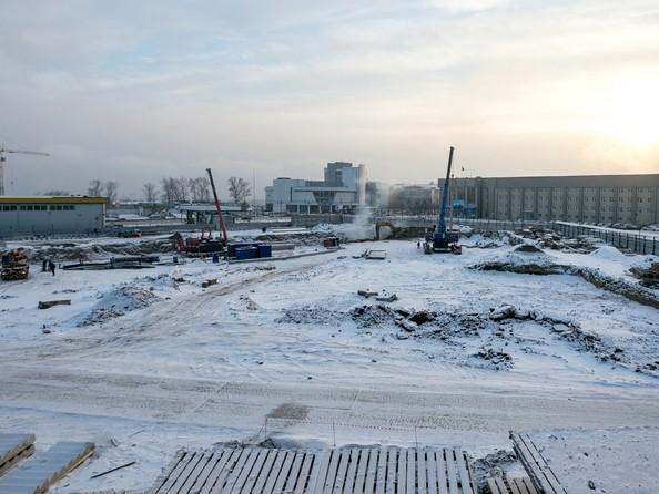 Фото Жилой комплекс SCANDIS (Скандис), дом 11, Ход строительства 10 декабря 2018
