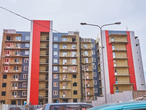 Фото Жилой комплекс ТОПКИНСКИЕ ГОРКИ, 2 оч, 28 марта 2018