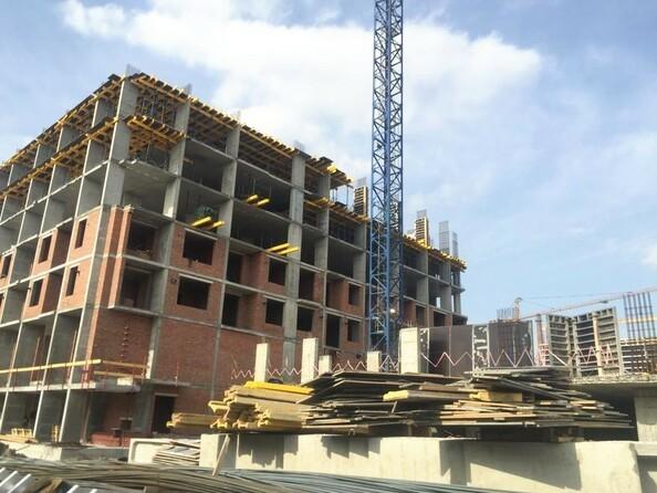 Фото Жилой комплекс ГРАНИТ, Ход строительства апрель 2019