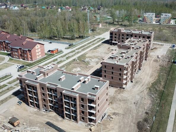 Фото Жилой комплекс Да Винчи, дом 6, Ход строительства май 2019