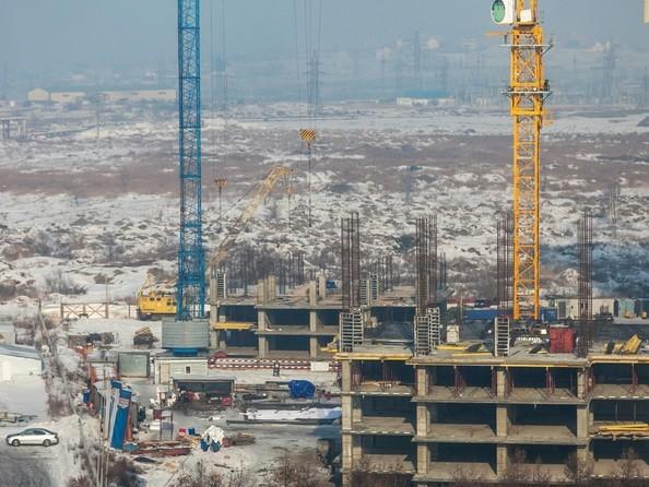 Фото Жилой комплекс КВАДРО, дом 1, Ход строительства 14 февраля 2017
