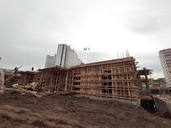Ход строительства 5 мая 2021