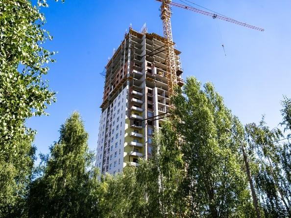 Фото Жилой комплекс ЕВРОПЕЙСКИЙ, август 2018