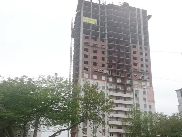 Фото Жилой комплекс Немировича-Данченко, дом 1, Ход строительства 31 мая 2019