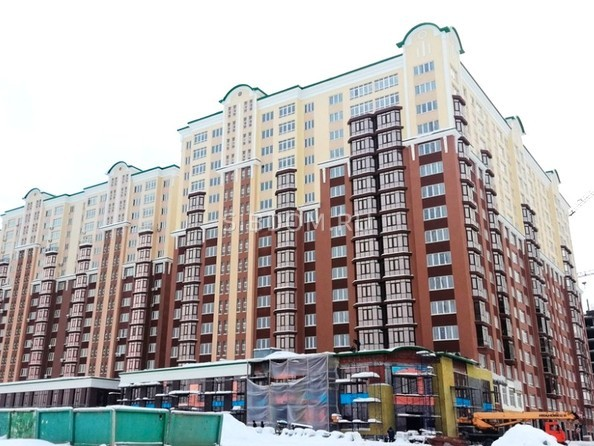 Фото Жилой комплекс ПРИТОМСКИЙ, дом 5.1, Ход строительства декабрь 2018