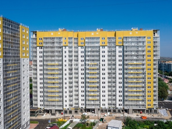 Фото Жилой комплекс КУРЧАТОВА, дом 6, стр 1, Ход строительства 5 августа 2019