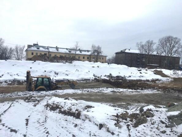 Фото Жилой комплекс РЕВОЛЮЦИЯ, Ход строительства март 2019