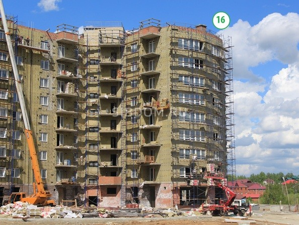 Ход строительства 14 июня 2019