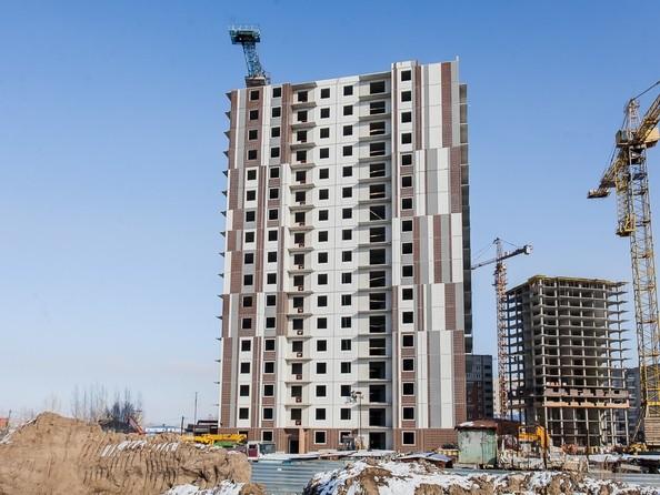 Ход строительства 21 февраля 2020