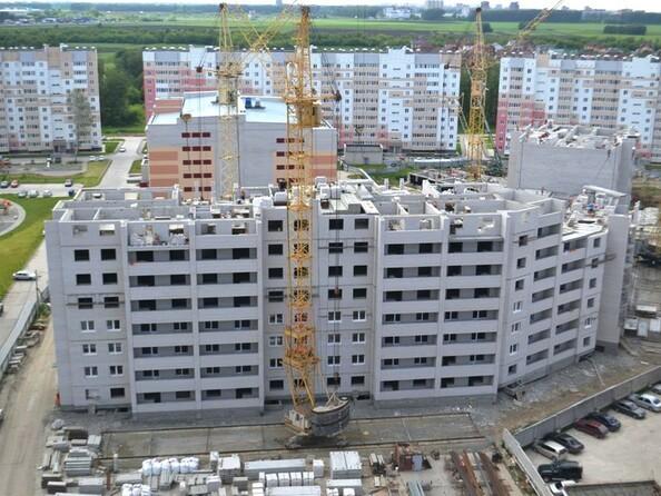 Фото Жилой комплекс КРАСНООБСКИЙ, дом 230, Июль 2018
