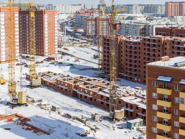 Фото Жилой комплекс СНЕГИРИ, дом 3, 27 февраля 2016