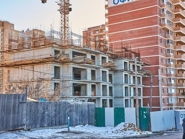 Фото Жилой комплекс РОДНОЙ БЕРЕГ, б/с 4, 1 ноября 2017