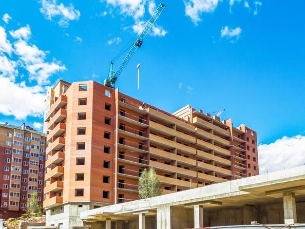 Фото Жилой комплекс РЯБИНОВЫЙ САД, 3 оч, 2 этап, Ход строительства 28 августа 2017