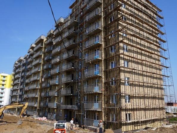 Фото ЮГО-ЗАПАДНЫЙ, б/с 8-10, Ход строительства 31 августа 2019
