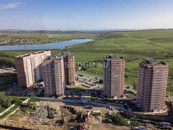 Фото Жилой комплекс ВЕРШИНА, 27 августа 2017