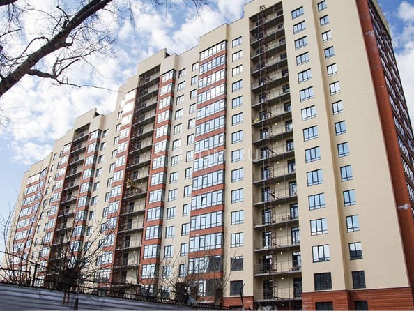Фото Жилой комплекс ДВЕ ЭПОХИ, корпус 3, Ход строительства апрель 2019
