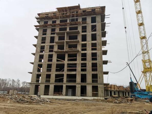 Ход строительства 5 ноября 2020