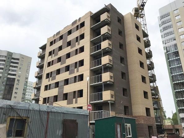 Фото Жилой комплекс МАНХЕТТЕН, дом 8, Ход строительства июнь 2019