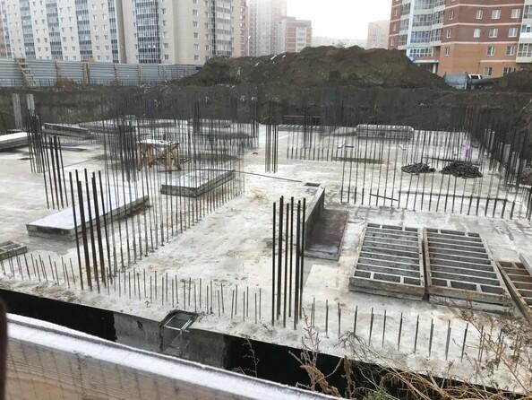 Фото Жилой комплекс Мате Залки - Шумяцкого, Ход строительства 16 октября 2018