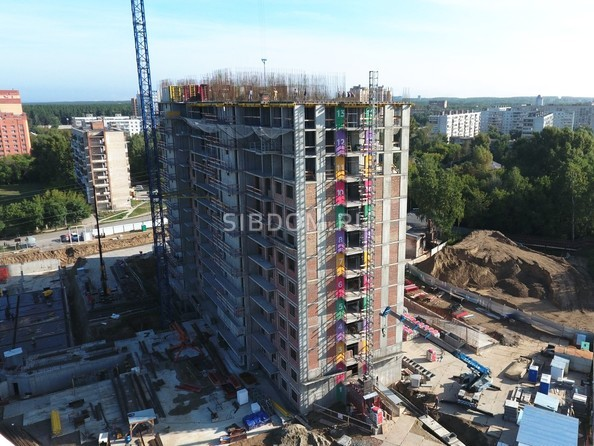 Фото Жилой комплекс VIVANOVA (Виванова), Август 2018