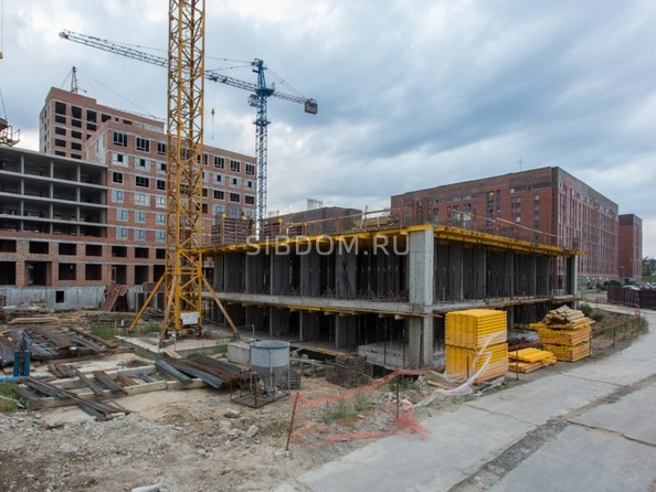 Фото Жилой комплекс ЕВРОПЕЙСКИЙ БЕРЕГ, дом 24, Ход строительства июль 2018