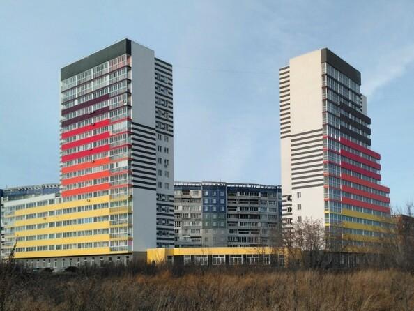 Фото КРЫЛЬЯ, 2 этап, Ход строительства ноябрь 2019