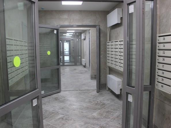 Фото Жилой комплекс ТИХИЕ ЗОРИ, дом 1 (Красстрой), Внутренняя отделка холла