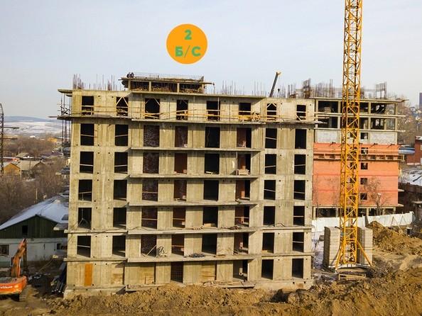 Ход строительства 4 марта 2019