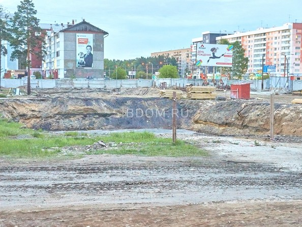 Ход строительства 30 мая 2018