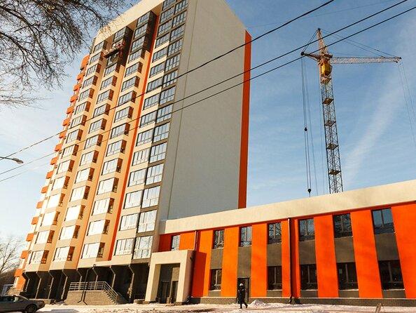 Фото Жилой комплекс КОСМОНАВТЫ, Б/С 2, Ход строительства декабрь 2018