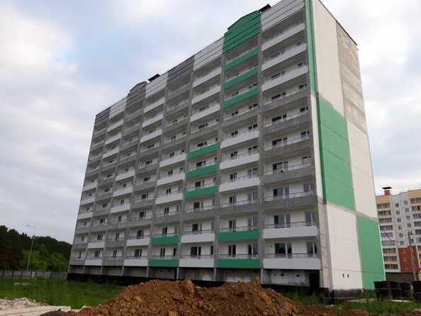 Фото Жилой комплекс ЮНОСТЬ, дом 2, Ход строительства июль 2019