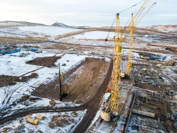 Фото Жилой комплекс ЖИВЁМ эко-район, 10 квартал, дом 1, Ход строительства 25 февраля 2019