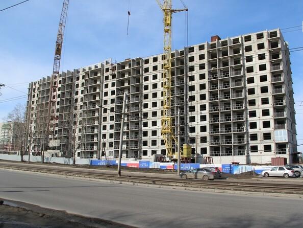 Фото ТИТАН, Ход строительства март 2019