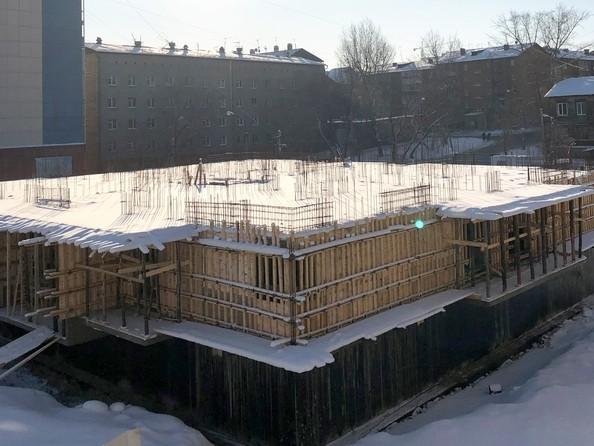 Фото Жилой комплекс НОВЫЕ ГОРИЗОНТЫ, б/с 1, Ход строительства январь 2018