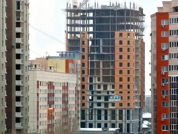 Фото Жилой комплекс ЖЕМЧУЖИНА, Ход строительства январь 2019