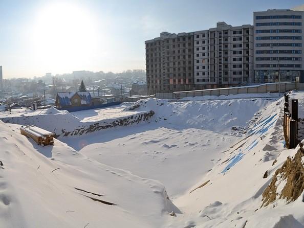 Фото Жилой комплекс ВОСХОД, Ход строительства февраль 2019