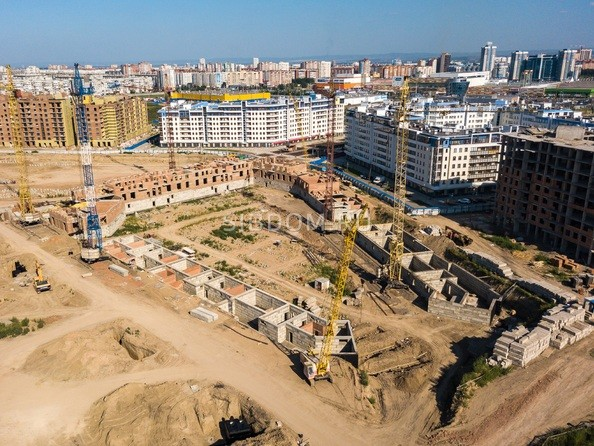 Фото Жилой комплекс ПРЕОБРАЖЕНСКИЙ, дом 4, 10 августа 2018