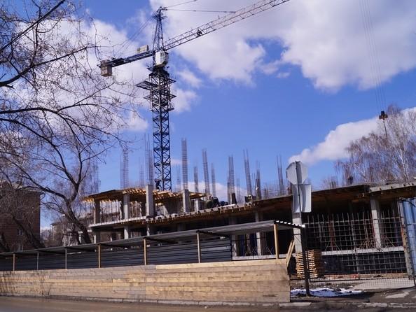 Фото Жилой комплекс ДОМ НА МАКАРЕНКО, Ход строительства апрель 2019