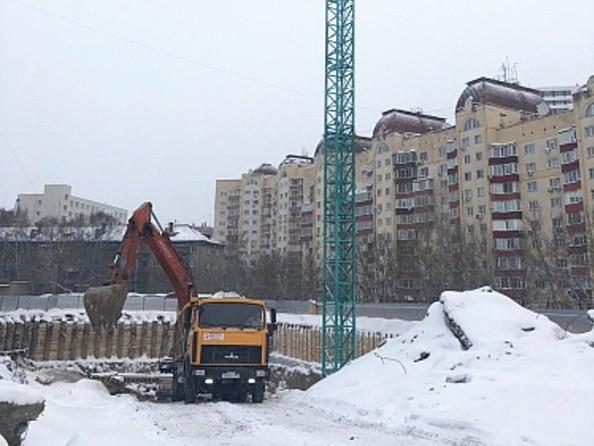 Фото Жилой комплекс РАСЦВЕТАЙ НА МАРКСА, дом 1, Ход строительства 2 декабря 2018