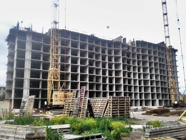 Фото Жилой комплекс МИЧУРИНСКАЯ АЛЛЕЯ, 58 корпус 4 , Ход строительства июль 2019