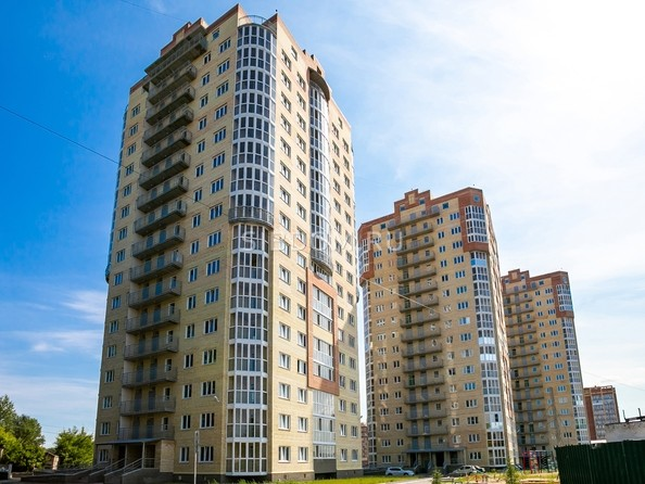 Фото Жилой комплекс НА АНДРИАНОВА, дом 9, 15 августа 2018