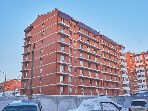 Фото Жилой комплекс 30-й Иркутской Дивизии, дом 26, 4 б/с , 5 б/с , Ход строительства 9 января 2018