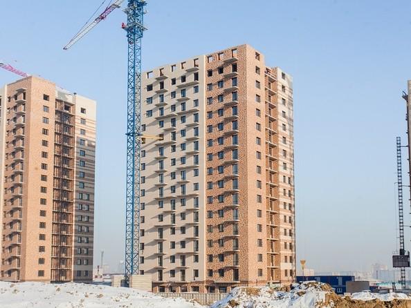 Ход строительства 10 февраля 2020