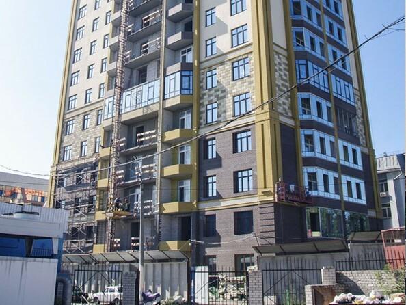 Фото ЦЕНТРАЛЬНЫЙ, корпус 1, Ход строительства сентябрь 2019