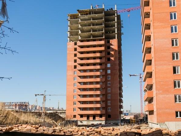 Ход строительства 6 апреля 2020