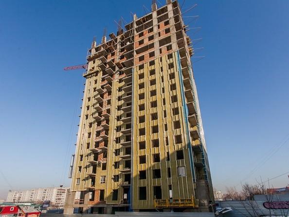 Ход строительства 27 февраля 2020