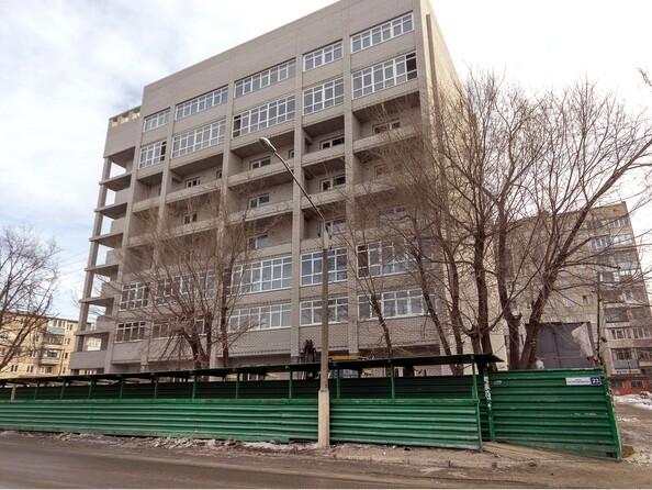 Фото Жилой комплекс ОСТРОВСКОГО, 23, Ход строительства март 2019